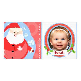Custom Funny Children s Christmas Photo Card