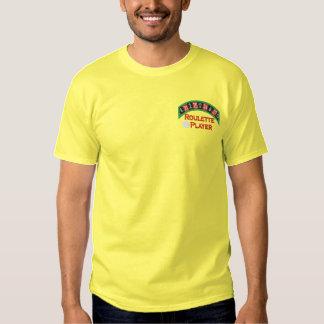 Custom Gambling Embroidered Shirt