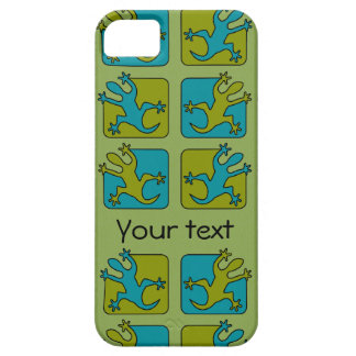 Custom Gecko / Lizard iPhone 5 Case-Mate