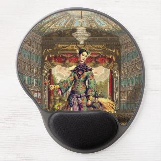 Custom Gel Mousepad - Vintage Theatre Gel Mouse Mat