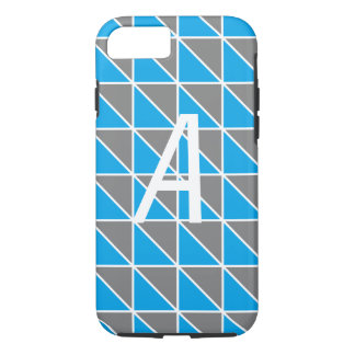 Custom Geometric Triangle Phone Case