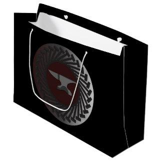 Custom Gift Bag Large - ANVIL & HAMMERS