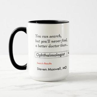 Custom Gift for Ophthalmologist Mug
