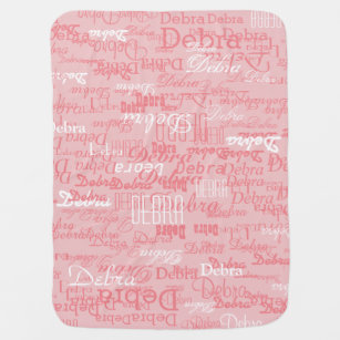 98c3322e2fca1c Name Blankets   Personalised Blankets