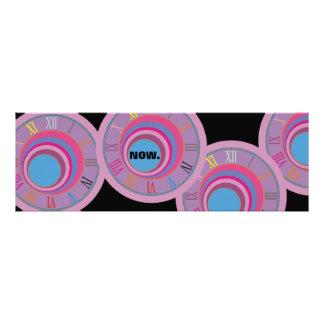 Custom girly pretty swirl circles tornado cute art photo print