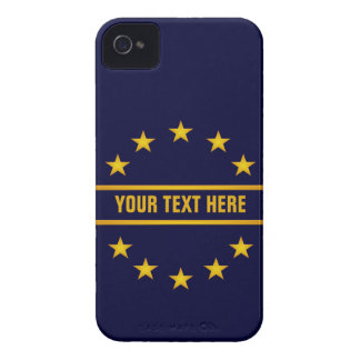 CUSTOM GOLDEN STARS iPhone case-mate