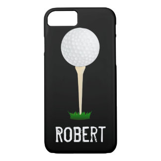 Custom Golf Ball iPhone 7 Case