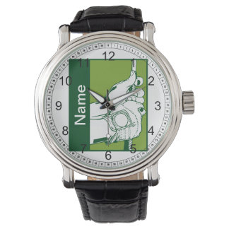 Custom Golfer Watch