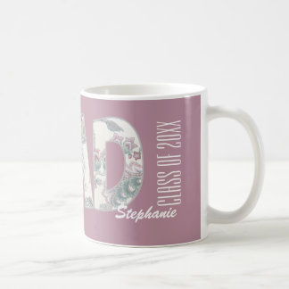 Custom Graduate's Name Graduation Gift Mugs