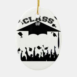 Custom Graduation Christmas Ornament