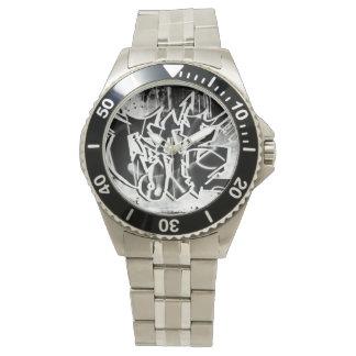 Custom Graffiks Watches by CABVASQUEZ