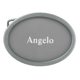 Custom Gray Best Colorful Belt Buckle