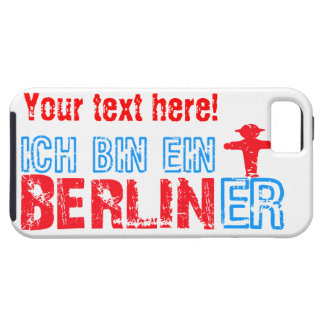 Custom Grunge Berliner iPhone 5 Case-Mate
