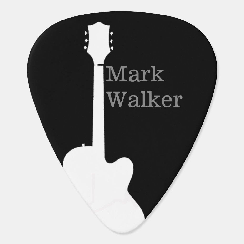 custom guitar picks for the guitarist