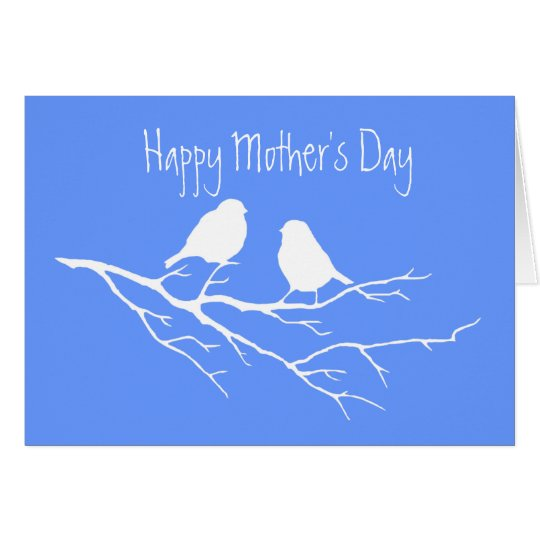 Custom Happy Mother's Day Special Friend Two Birds