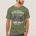 Custom Harley Indian Motorcycle Classic Legend T-Shirt