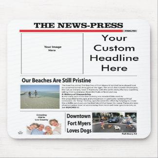 Custom Headline Mousepad