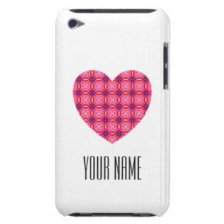 Custom Heart Case-Mate Barely There 4th Generation iPod Touch Cover