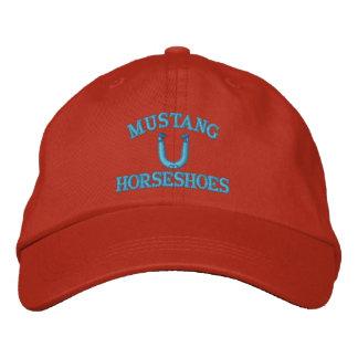 Custom HorseShoe Pitching Cap Baseball Cap