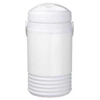 Custom Igloo Beverage Cooler - Half Gallon