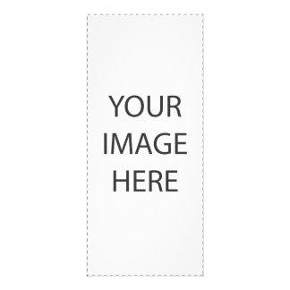 Custom Image Template Rack Card