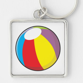 Custom Inflatable Plastic Beach Ball Mugs Buttons Key Chain