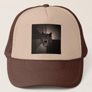 Custom Insanity Wolf Hat