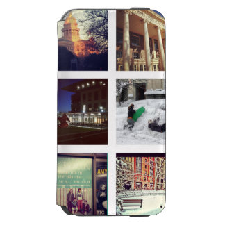 Custom Instagram Photo Collage Incipio Watson™ iPhone 6 Wallet Case