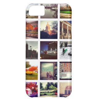Custom Instagram Photo Collage iPhone 5C Case