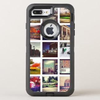 Custom Instagram Photo Collage iPhone 7 Plus Case