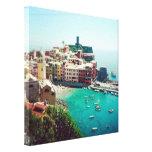 Custom Instagram Photo Wrapped Canvas Print