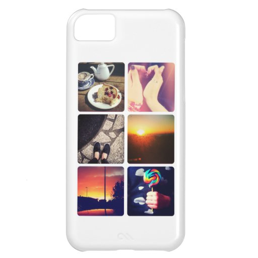 Custom Instagram Photo Your Images iPhone 5C Cases