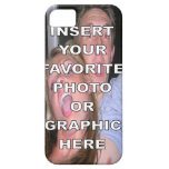 Custom iPhone 5 Case With Your Own Picture