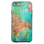 Custom iPhone 6 case TOUGH case - WHisper