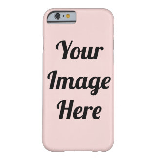 Custom iphone 6 cases pretty pink barely there iPhone 6 case