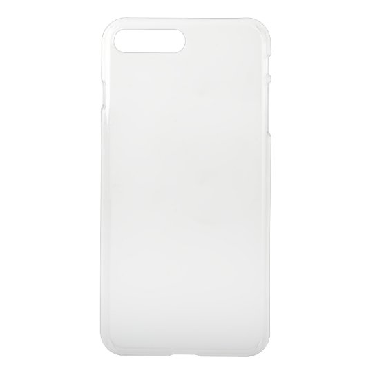 Custom iPhone 8 Plus/7 Plus Clearly™ Deflector Case