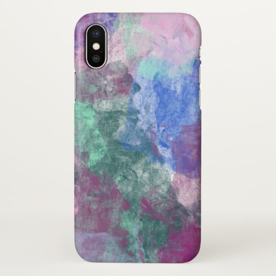 Custom iPhone X Glossy Case