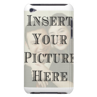Custom iPod Touch Case with your Picture