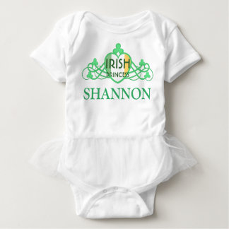 Custom Irish Princess St. Patrick's Day T-Shirt