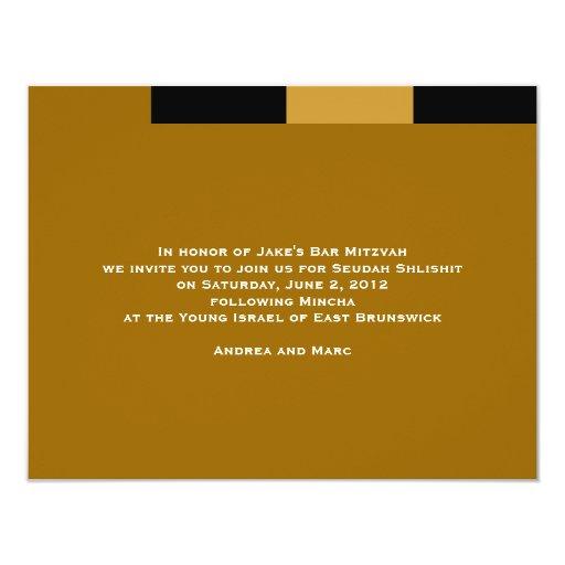 Custom Jake Seudah Card 2 11 Cm X 14 Cm Invitation Card
