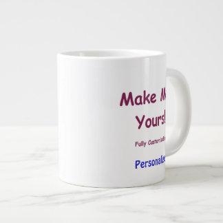 Custom Jumbo Ceramic Mug to Personalize 20oz Jumbo Mugs