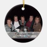 Custom Kathy  |  Family Photo Ornaments