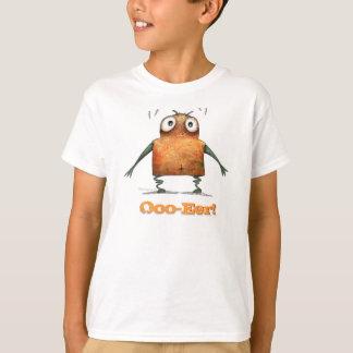 Custom Kids Funny Cartoon Robot T-Shirt