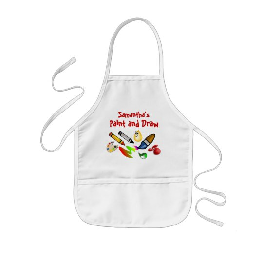 Custom Kids Paint Draw Arts and Crafts Kids