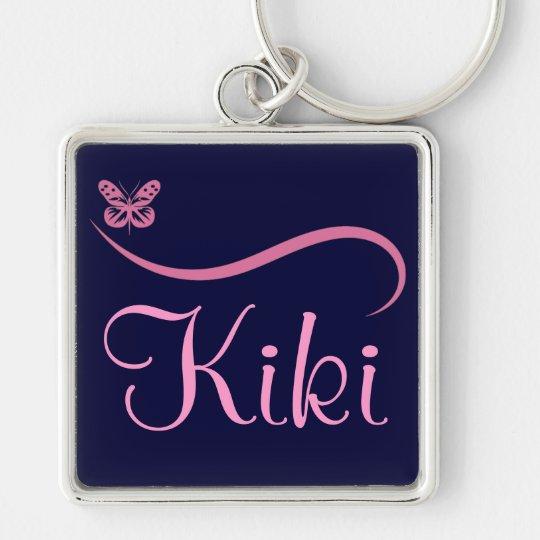 Custom Kiki Key Ring