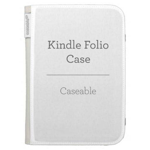 Custom Kindle 3 Case Kindle Cover