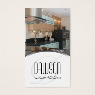 custom kitchen cabinets business cards | zazzle.co.uk