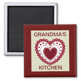 CUSTOM KITCHEN MAGNET Magnet
