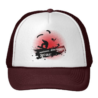 Custom Kite Gear Cap