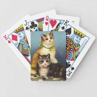 Custom Kitties Deck of Cards